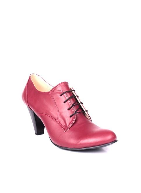 Loggalin Ayakkabı Bordo